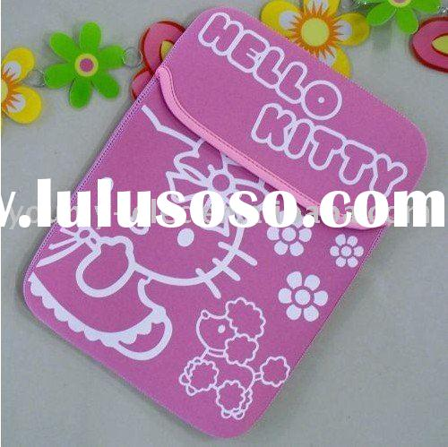 "Colorful Hello Kitty Tablet PC Case Laptop Sleeve 10""-15"""