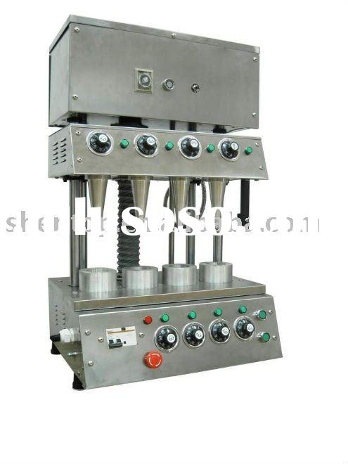 Commercial Pizza Cone Machine,pizza,Shentop company,