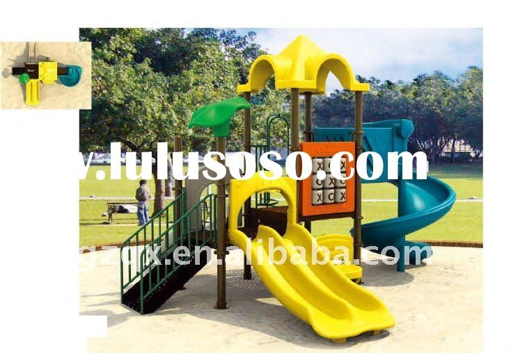 DIY exciting outdoor playground equipment for kids (QX-11008A)