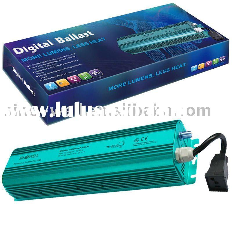 Dimmable Digital Ballast 1000W