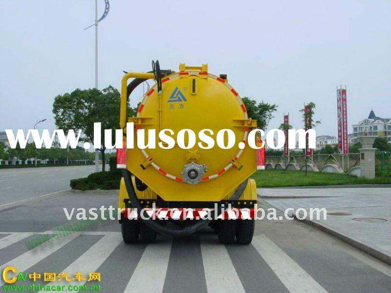 Dongfeng Vacuum Sewage Truck for sale