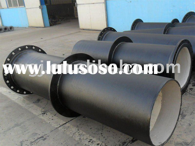 Ductile iron pipe iso