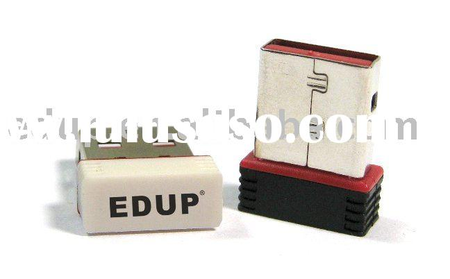 EDUP Smallest 150Mbps 802.11n Nano USB wireless network card