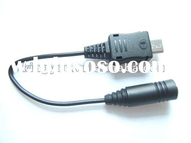 Easy plug&play, best price mobile phone stereo audio extension cable with 3.5mm female/3 segment