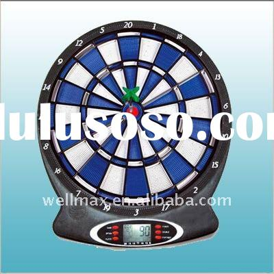 Electronic Dart Boards with LED in house
