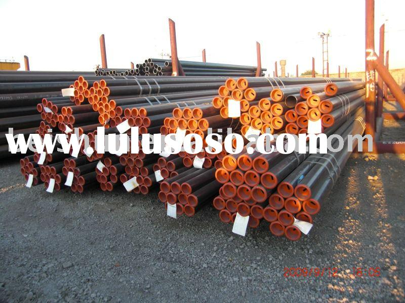 Export carbon seamless pipe API 5LB ASTM A106B ASTM A53B to many countries