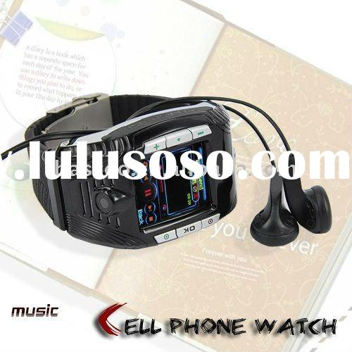 F3 Sport Watch Mobile Phone ,1GB&Bluetooth Headset