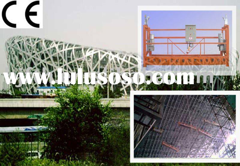 Facade maintenance machine/Custom built construction equipments/Site execution & maintenance fac