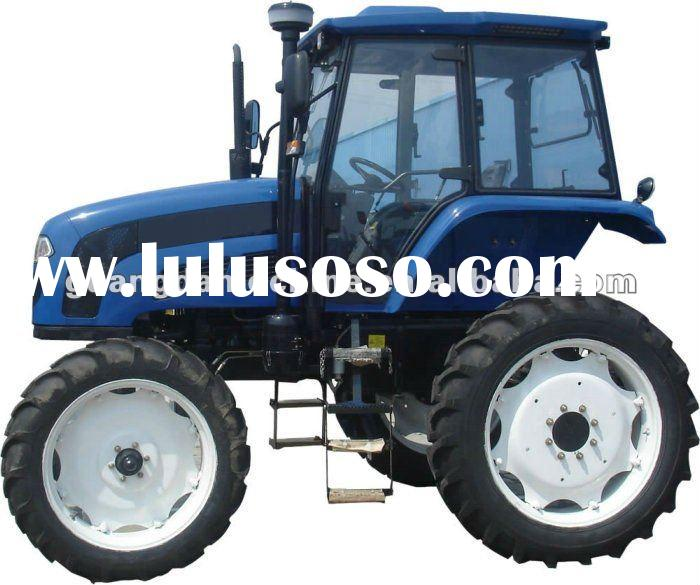 Farm Machinery (high ground clearance 75hp tractor for special farming used tractors)