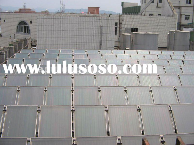 Flat Panel Solar Thermal Collector,solar collector