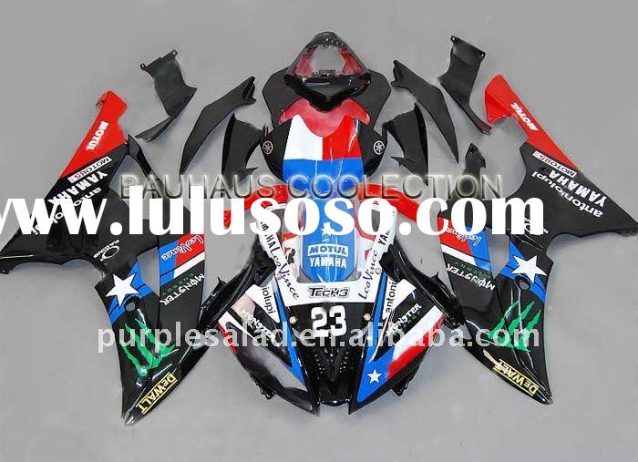 For Yamaha YZF600 YZF-R6 08-11 High Quality Fairing Kit + Heat-Shield Technology + Japan Original Mo
