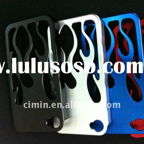 For iphone 4 accessories aluminum case for sale