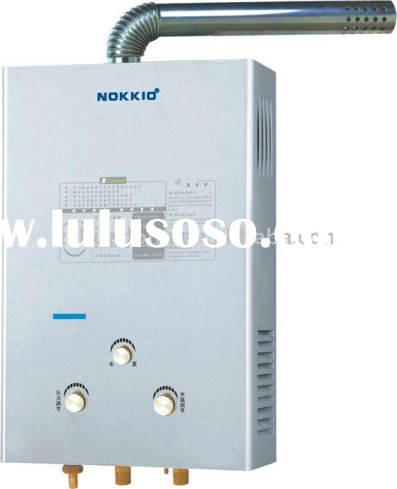 Forced Exhaust Tankless Gas Water Heater