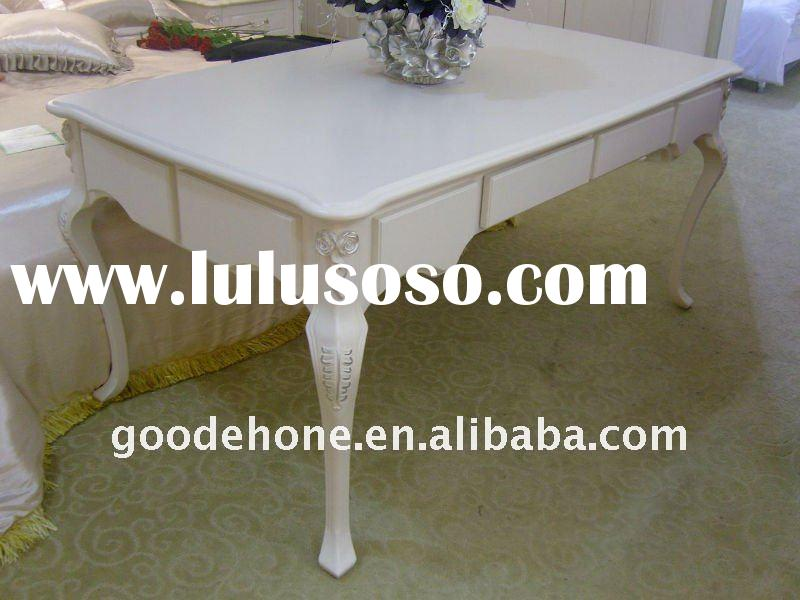 French Style Dining Table and Chair