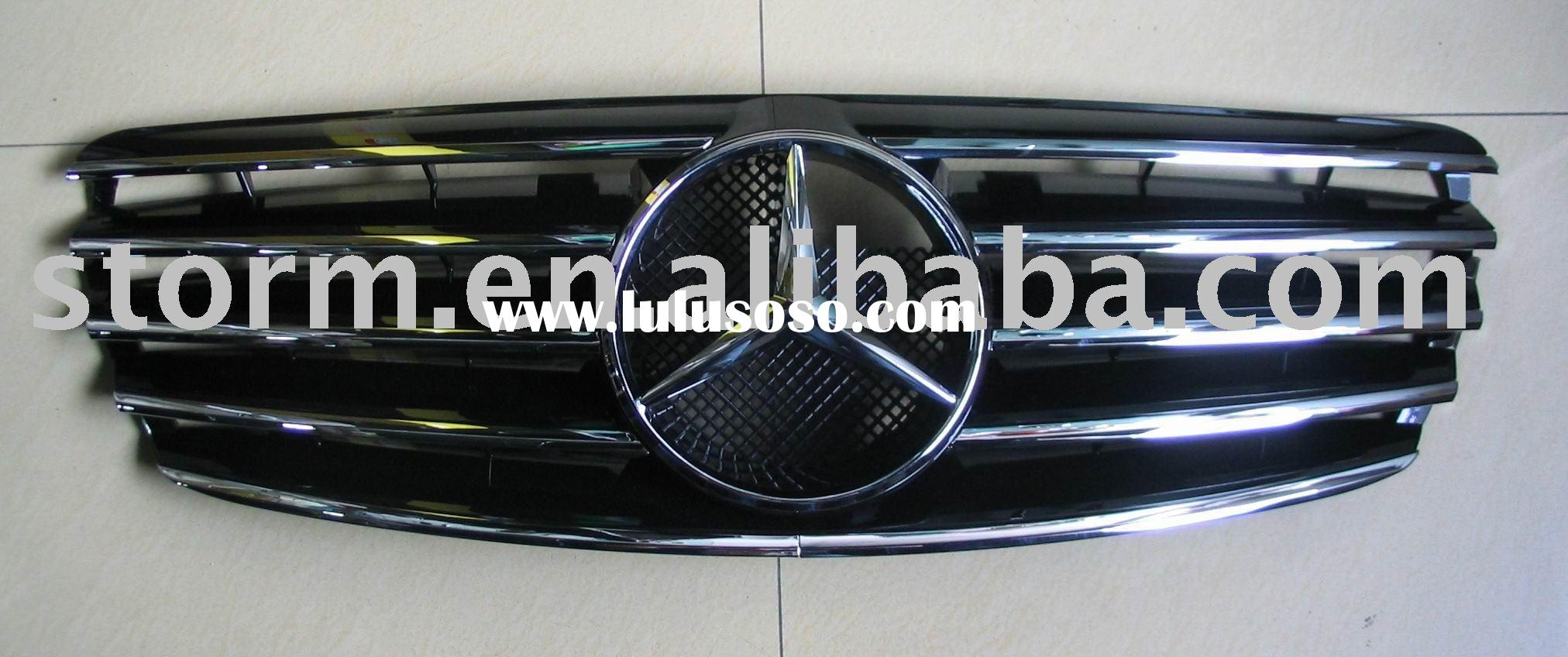 Front Grille 2003-2006 Mercedes BENZ W211