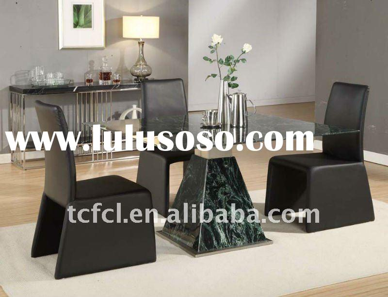 Furniture Square Marble Dinning Table Dinner Table