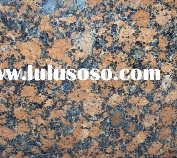 Granite countertop/Slab & Carmen Red ( Alan)