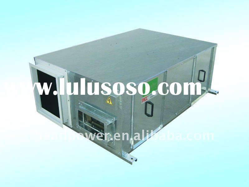 HQD series Paper core total heat recovery air handling unit