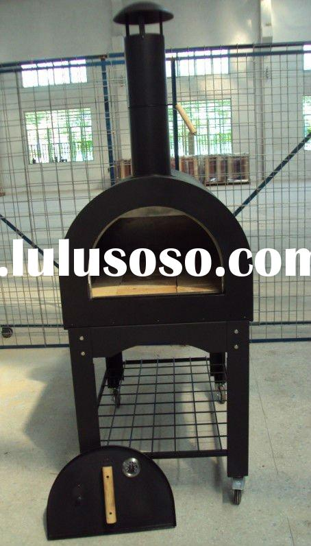 High Insulation Wood Fired Pizza Ovens(P-006)