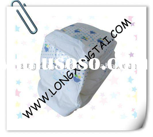 High Quality soft & Absorbent Dry Surface Baby Diapers