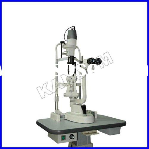 relationship between depth of focus and magnification lamp