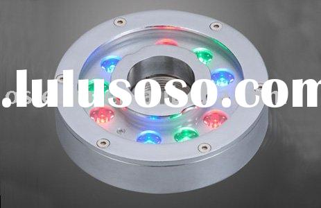 High power swimming changing color LED pool light IP68