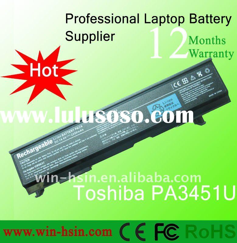 High quality battery laptop for Toshiba AX/550LS Series