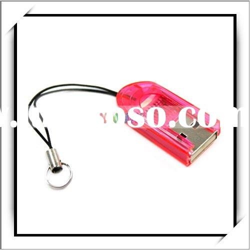 Hot Sale USB 2.0 Micro SD Card Reader Driver