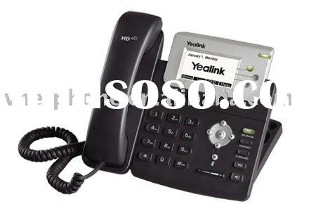 IP Phone with SMS,Voice mail and Intercom