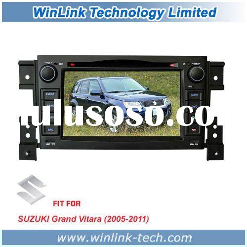 In-dash 7 inch 2 din Car DVD Player for SUZUKI Grand Vitara(2005-2011)
