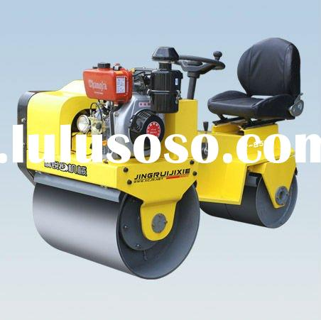 JR-S850 Vibrating Double Drum Road Roller