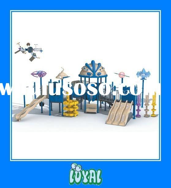 LOYAL free play structure plans