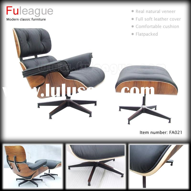 Leather Eames Chair FA021