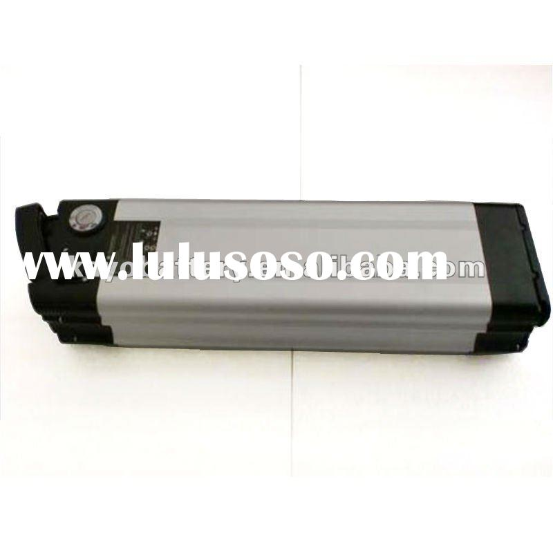 Lithium electric bike battery 48V 15Ah with charger, BMS, 15A discharge current