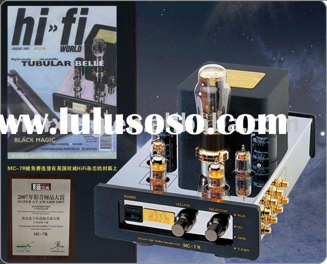 MC-7R Vacuum tube PRE AMPLIFIER(RECTIFYING TUBE)