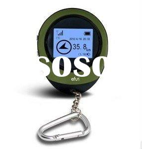 MINI hand-held GPS found GPS LuBao compass GPS locator outdoor sports