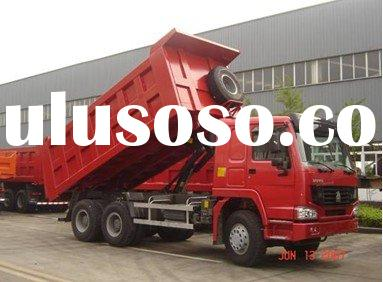Made In China Camion 336HP Left Hand Driving Ventral Lift HOWO 6x4 30Ton Tipper Lorry/Dump Truck