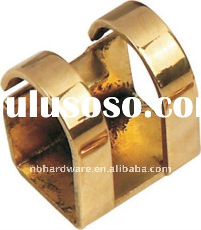 Metal hollow mini decorative clasp used to decorate box, gift boxes, etc