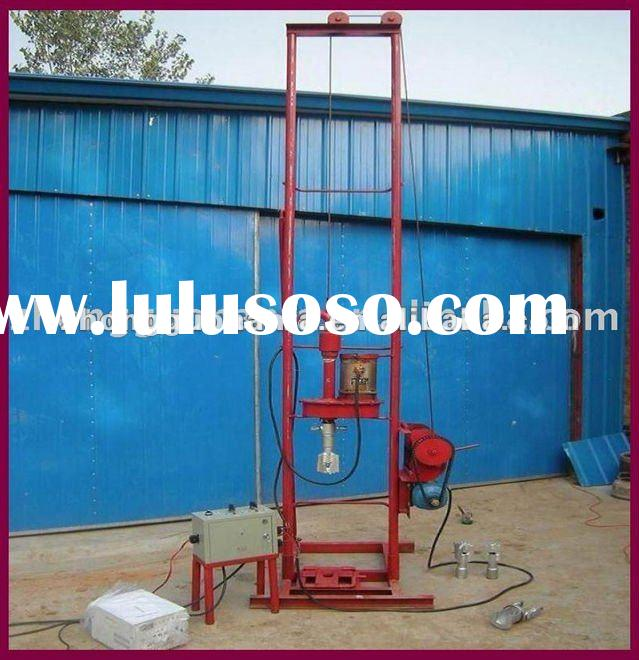 Most economic and Salable HF150E portable water well drilling rig