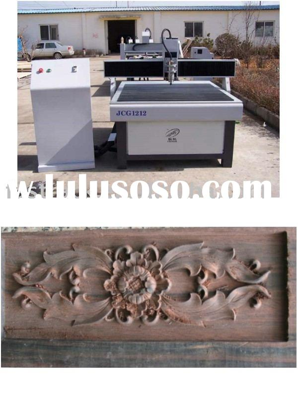 Multi-functional CNC Router/wood cnc router/cnc engraver JCM1212 (for art craft, woodworking, etc)