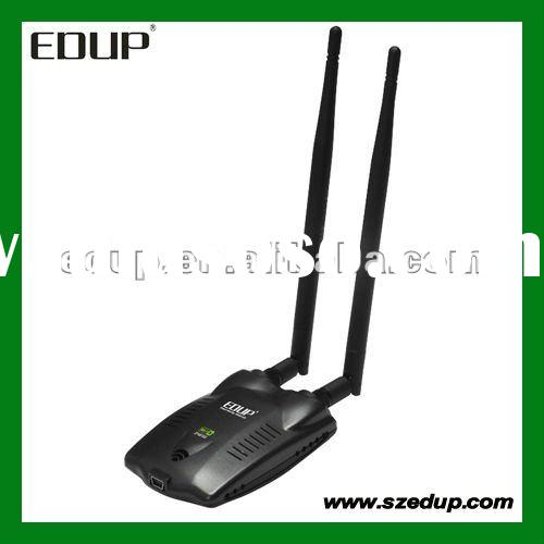 NEW products for EDUP EP-MS1532 USB Wireless 802.11N High Power Adapter (300MBPS)