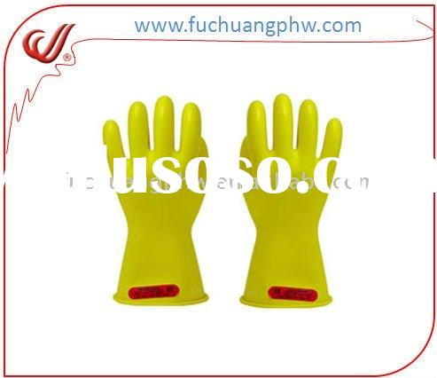 Nature Rubber Glove Silicone Rubber Glove
