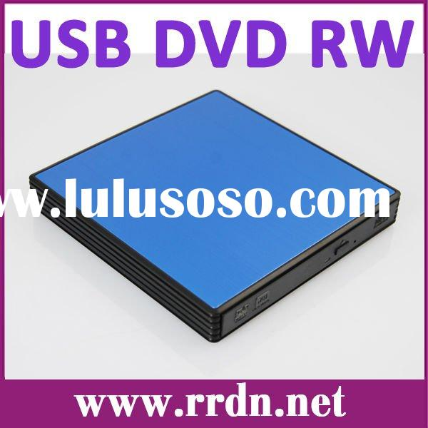 New DVD Burner External USB DVD RW With alloy material shell