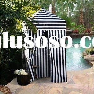 One person teepee shower spray tanning Beach Shade camping tent for camping