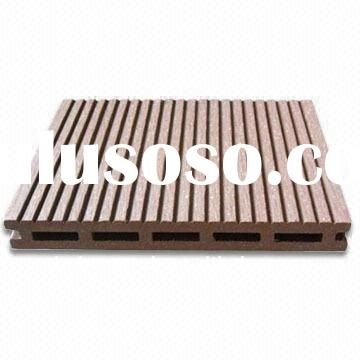 Outdoor Decoration Composite Decking wpc flooring /decking boards wood /bamboo floor board