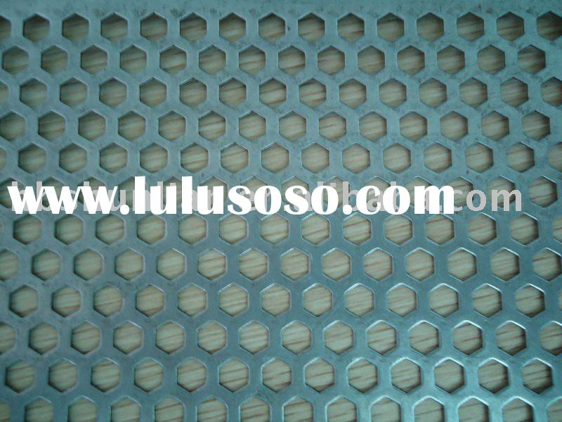 Perforated Sheet (SS 316)