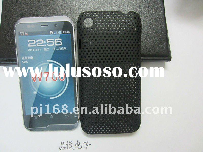 Plastic Mesh Cell Phone Cover For K-Touch W700