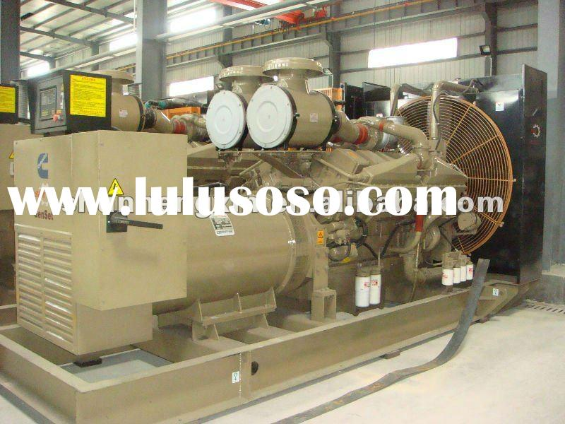 Power generator-1000kva Cummins Diesel Generator Set
