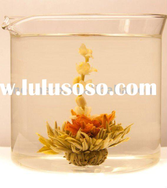 Promotion Organic Blooming Tea,Early Spring Tea,dried flower tea