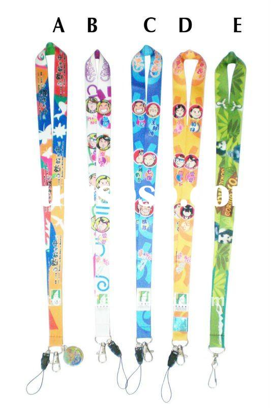 Promotional & Custom Lanyards No Minimum Order